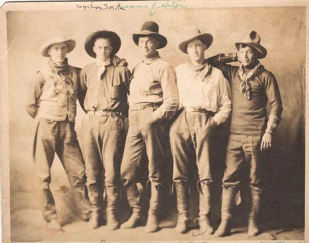 ковбои группа