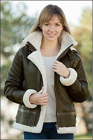 куртки меховые женские фото