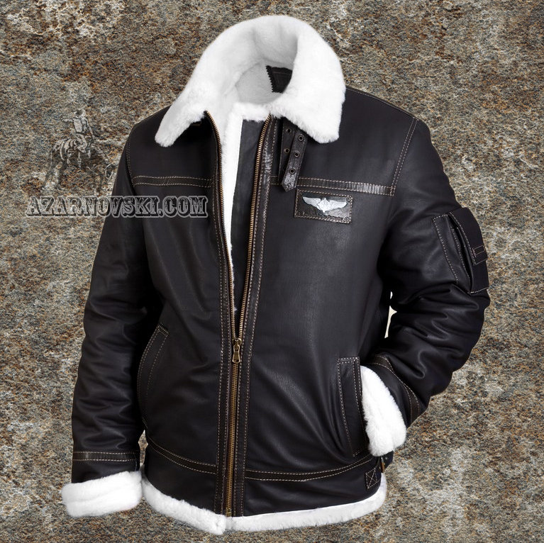 Купить Куртку Пилот Меховую В Перми