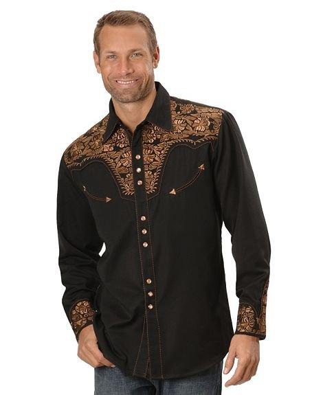 Мужские рубашки с вышивкой фото