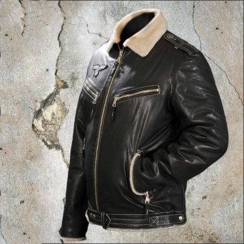 Кожаная куртка Luftwaffe 2 Zima