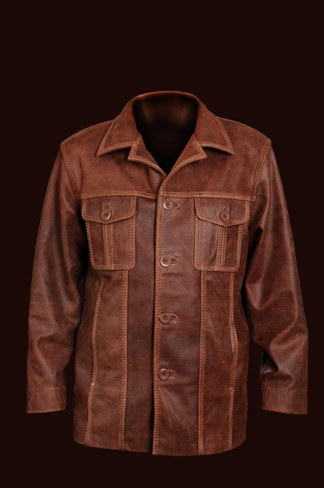 Куртки Из Кожи Бизона Сша Купить