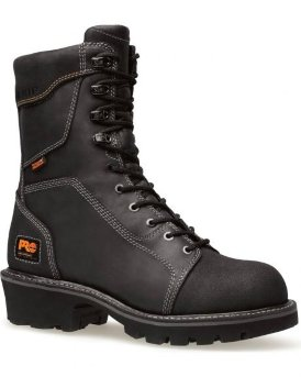 Байкерские ботинки  TIMBERLAND PRO RIP SAW WATERPROOF LOGGER