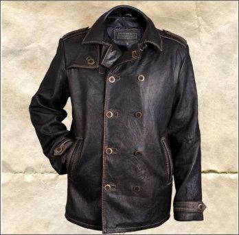 Кожаная куртка Secret