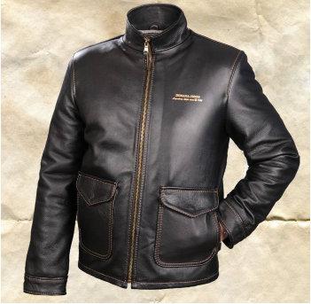 Кожаная куртка индианы