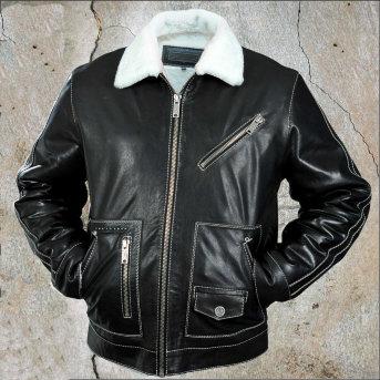 Кожаная куртка Cruise Zima