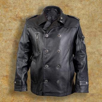 Кожаная куртка Secret 2