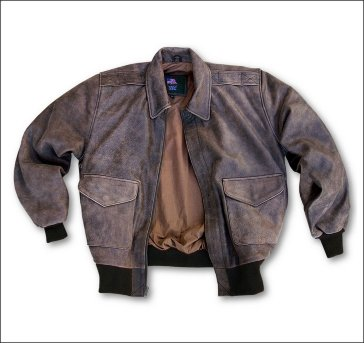 Лётная куртка USW Bomber Jacket Modern A-2 Vintage